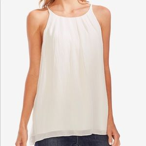Vince Camuto Top | Chiffon Top | 1X | NWT